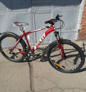 Новый велосипед keltt. 21 скорость.
