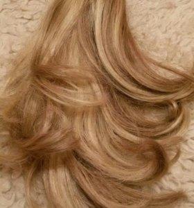 Волосы искуственные. Хвост.
