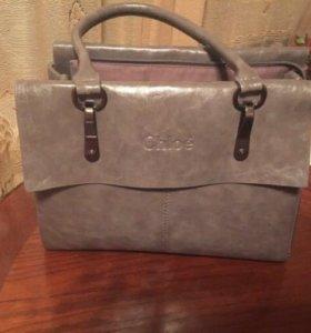Новая сумка Chloe