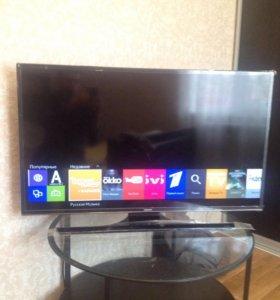 Телевизор Samsung UHD 4K,40,101см