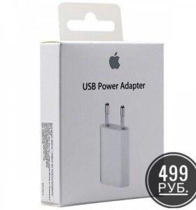 Cетевое зарядное устройство Apple