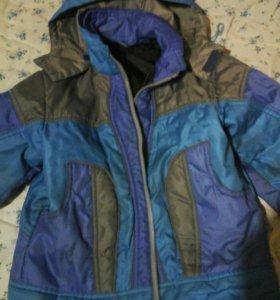 Куртка 6-9л