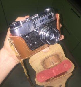 Фотоаппарат коллекционный FED 5в