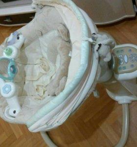 Качель для новорожденных