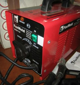 Сварочный аппарат-инверторный.FoxWeld Master