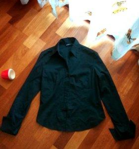 Черная блузка / рубашка