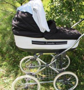 Продам детскую коляску Roan Marita 2 в 1