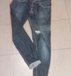 джинсы DENIM