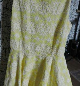Платье S новое