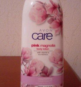 Питательный лосьон для тела Розовая магнолия
