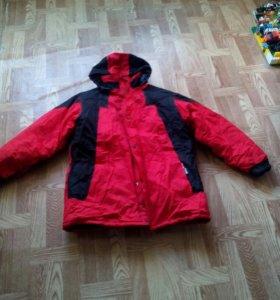 Куртка зимняя Спецодежда, новая