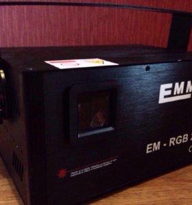 Лазерный проектор 2в