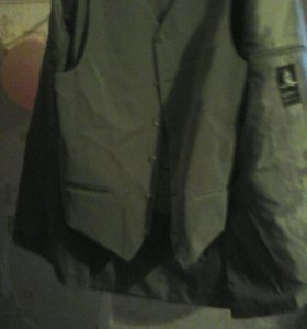 Продам костюм, тройка, 100/186