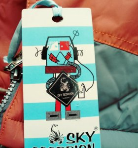 Детский костюм SkyScorpion