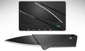 Нож - кредитка CARDSHARP