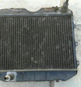 Радиатор УАЗ-469
