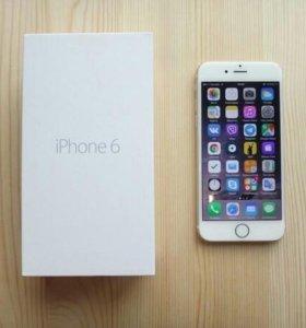 Новый iPhone 6 64 гб