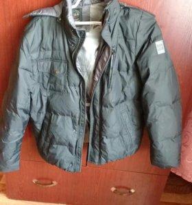 Зимняя куртка мужская 48
