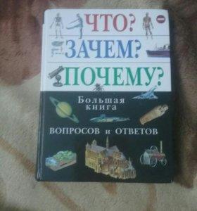 Книга что? Зачем? Почему? Большая книга