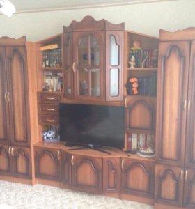 Мебель. Стенка для зала.