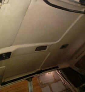 Обшивка крыши на ВАЗ 08,09