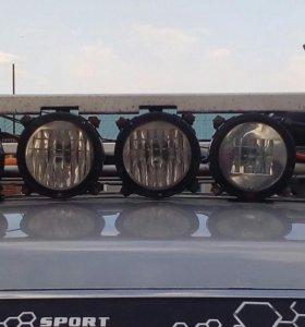 Танковые фары