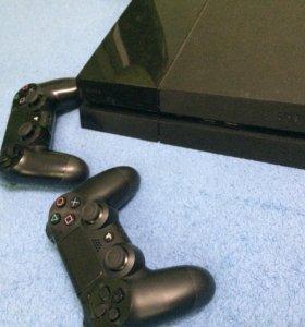 Приставка Playstation 4 500gb