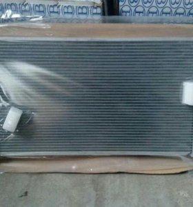 Радиатор охлаждения для chevrolet cruze