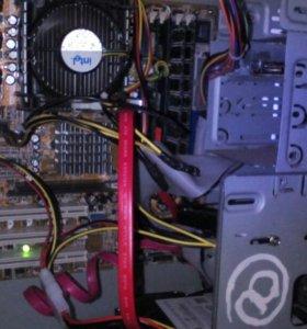 Pentium 4 CPU 1.80 GHz,RAM 1.00 ГБ