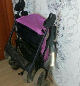 Детская коляска весна-лето-осень