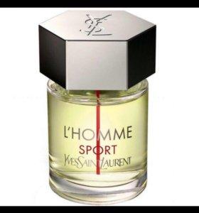 "ТЕСТЕР Yves Saint Laurent ""L`Homme Sport"" 100 ml."