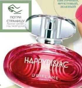 Женский аромат Happidesiac