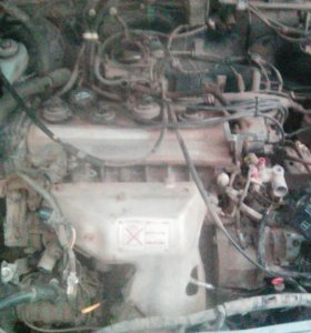Двигатель 4S.