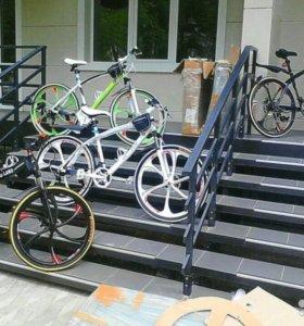 Велосипед BMW,AUDI