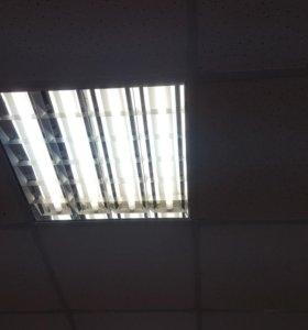 Светильники армстронг