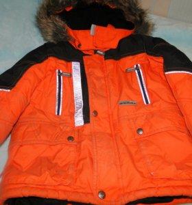 Дет куртка 2-4г