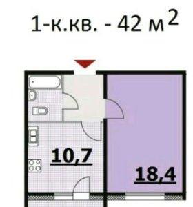 1 к. Квартира