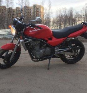 Мотоцикл Kawasaki ER5