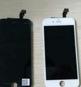 Дисплейные модули на iPhone 6