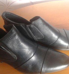 Весна-Осень муж. туфли 43 новые