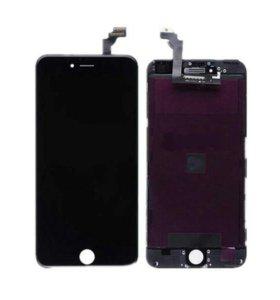 Дисплейные модули на iPhone 6+