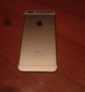 Apple Айфон 6+. Gold. 16г. Полный комплект.