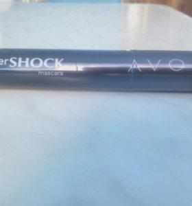 Тушь супер шок от Avon