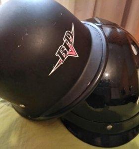 Мото шлемы 2 шт