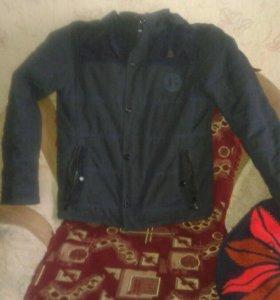 Продам мурскую куртку совершено новая