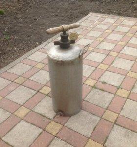 Опрыскиватель садовый нержавеющий 20 литров