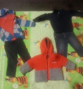 Одежда для мальчика от 74 до 80 см