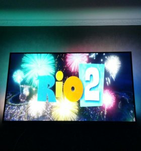 3D Смарт телевизор Philips 55 дюймов (140см)