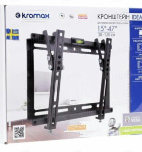 "Кронштейн kromax ideal-6 для ТВ 15""-47"""