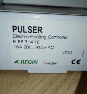 Регулятор температуры PULSER  электро нагревателя.